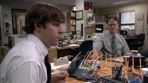 «Офис» — кадры