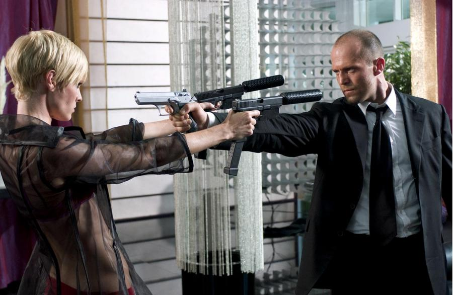 Фильм «Перевозчик 2» (2005): Джейсон Стэйтем, Кейт Наута 900x586