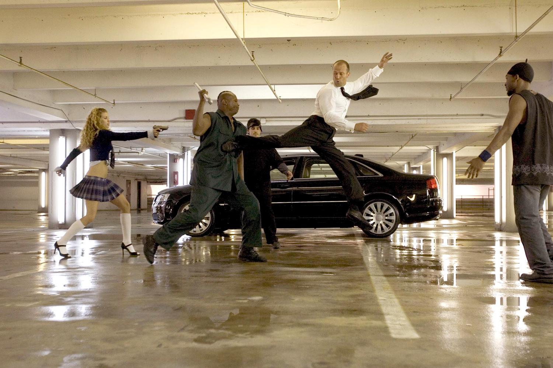 Фильм «Перевозчик 2» (2005): Джейсон Стэйтем, АннаЛинн МакКорд 1500x998