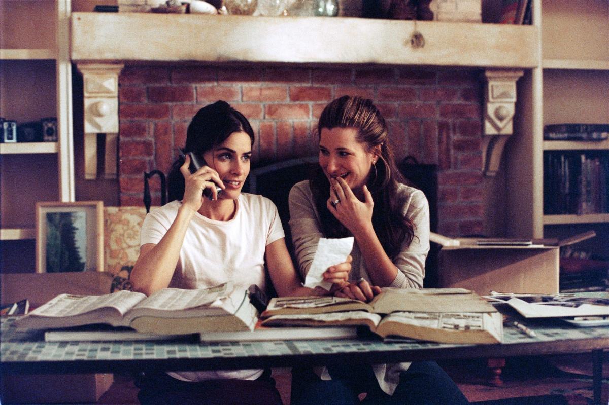 Фильм «Больше, чем любовь» (2005): Аманда Пит, Кэтрин Хан 1200x799