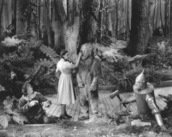 «Чарівник країни Оз» — кадри