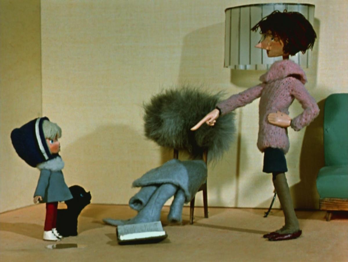 Мультфільм «Рукавичка» (1967): 1200x903