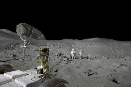 «Путешествие на Луну 3D» — кадри