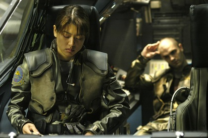 «Зоряний крейсер «Галактика»» — кадри