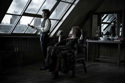 «Суінні Тодд: Демон-перукар Фліт Стріт» — кадри