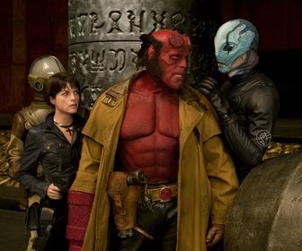 «Хеллбой II: Золотая армия» — кадры