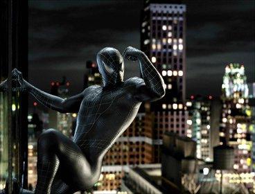«Людина-павук 3: Ворог у тiнi» — кадри
