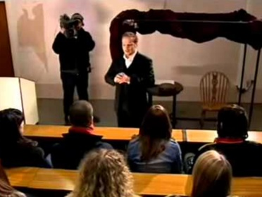 «Деррен Браун: Спиритический сеанс» — кадри