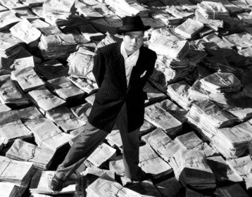 «Гражданин Кейн» — кадры
