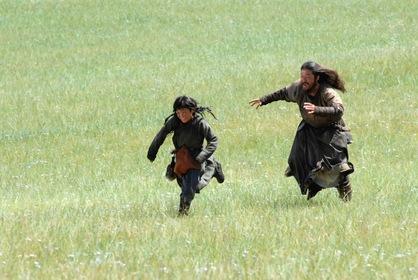 «Монгол» — кадри