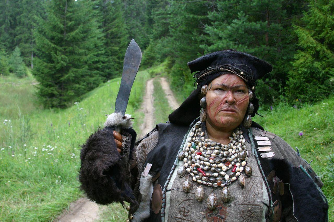 Фильм «Волкодав из рода Серых Псов» (2006): Нина Усатова 1280x854
