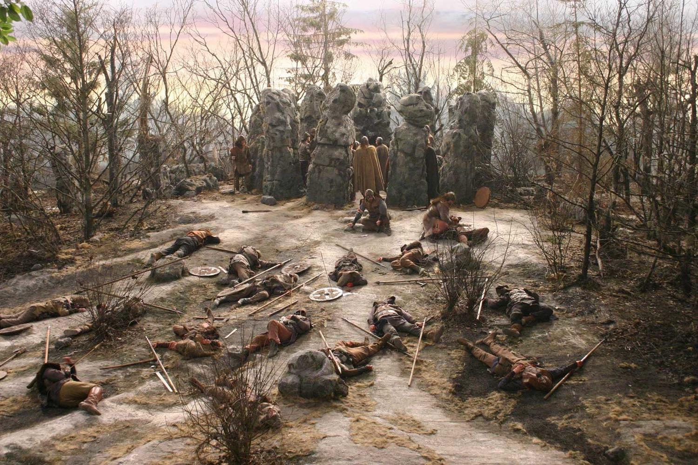 Фильм «Волкодав из рода Серых Псов» (2006): 1500x1000