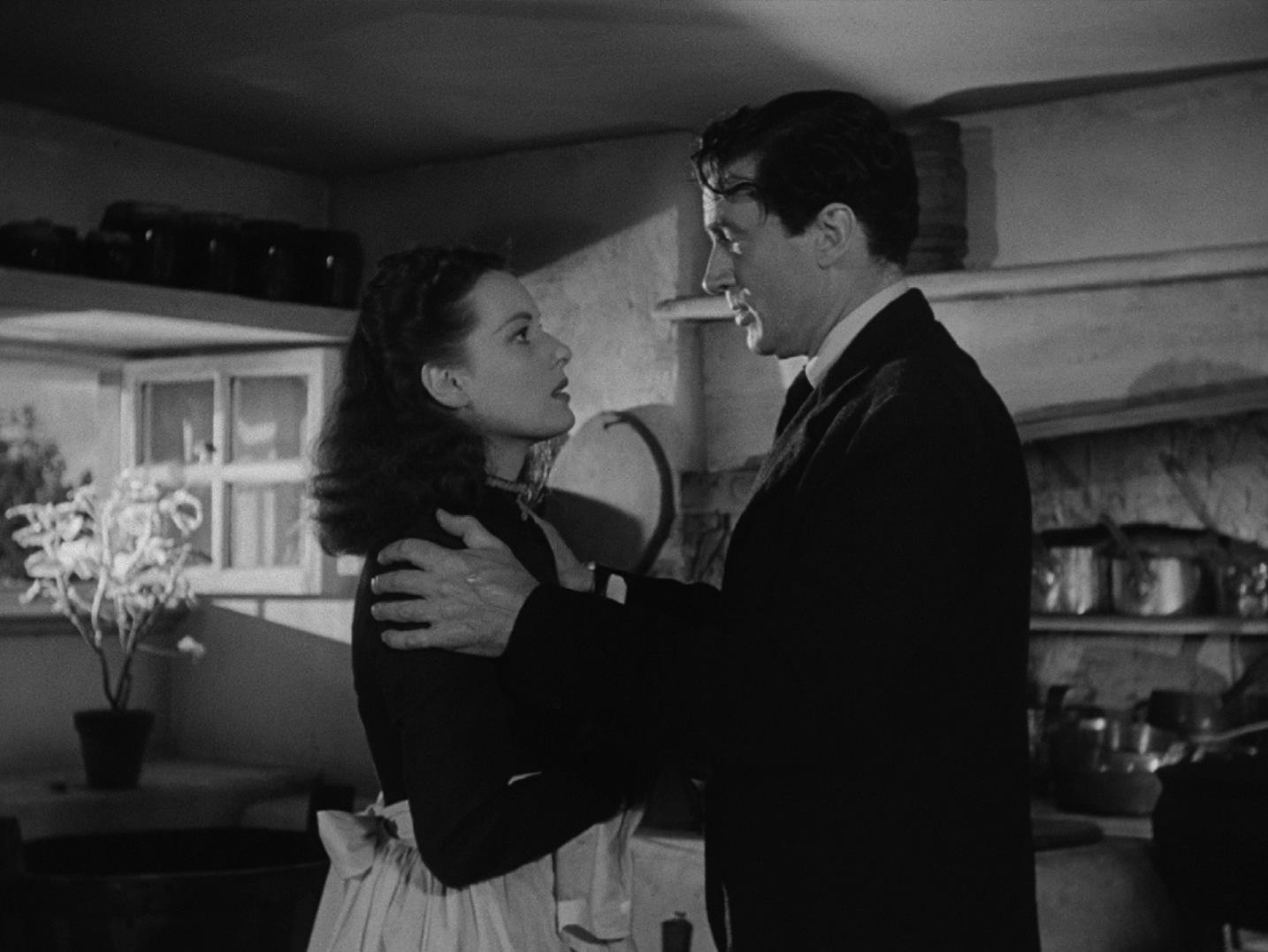 Фильм «Как зелена была моя долина» (1941): Морин О'Хара, Уолтер Пиджон 1434x1077
