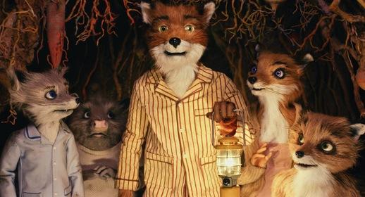 «Незрівнянний містер Фокс» — кадри