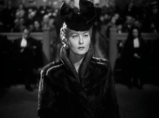 Фільм «Незнайомці у будинку» (1942): Таня Фёдор 645x481