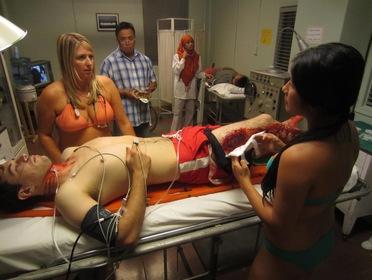 «Нерассказанные истории скорой помощи» — кадри