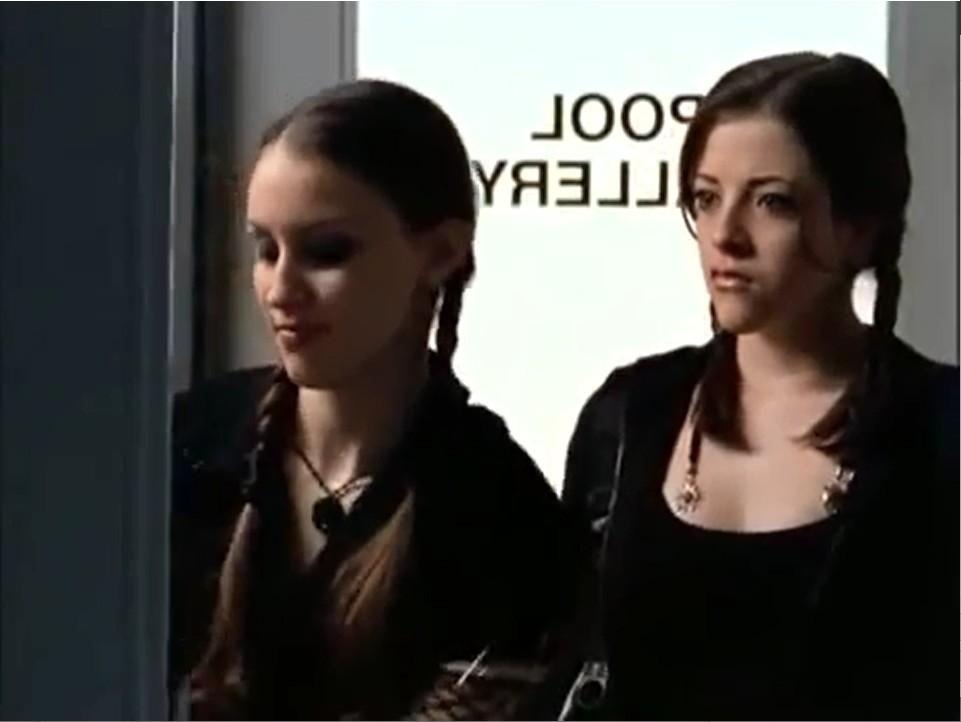 Серіал «Темний оракул» (2004 – 2006): Підлоги Бранкати, Сара Ґейдон 1 сезон, 7 епізод — «Crushed» 961x722
