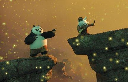 «Кунг-фу Панда» — кадры