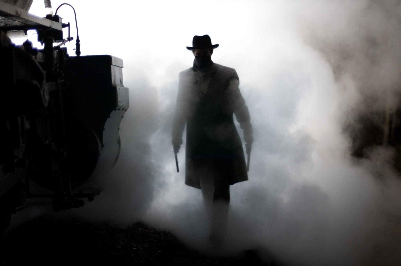 Фильм «Как трусливый Роберт Форд убил Джесси Джеймса» (2007): Брэд Питт 1500x998