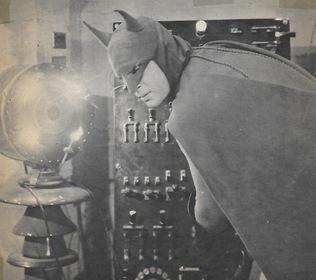 «Бэтмен» — кадри
