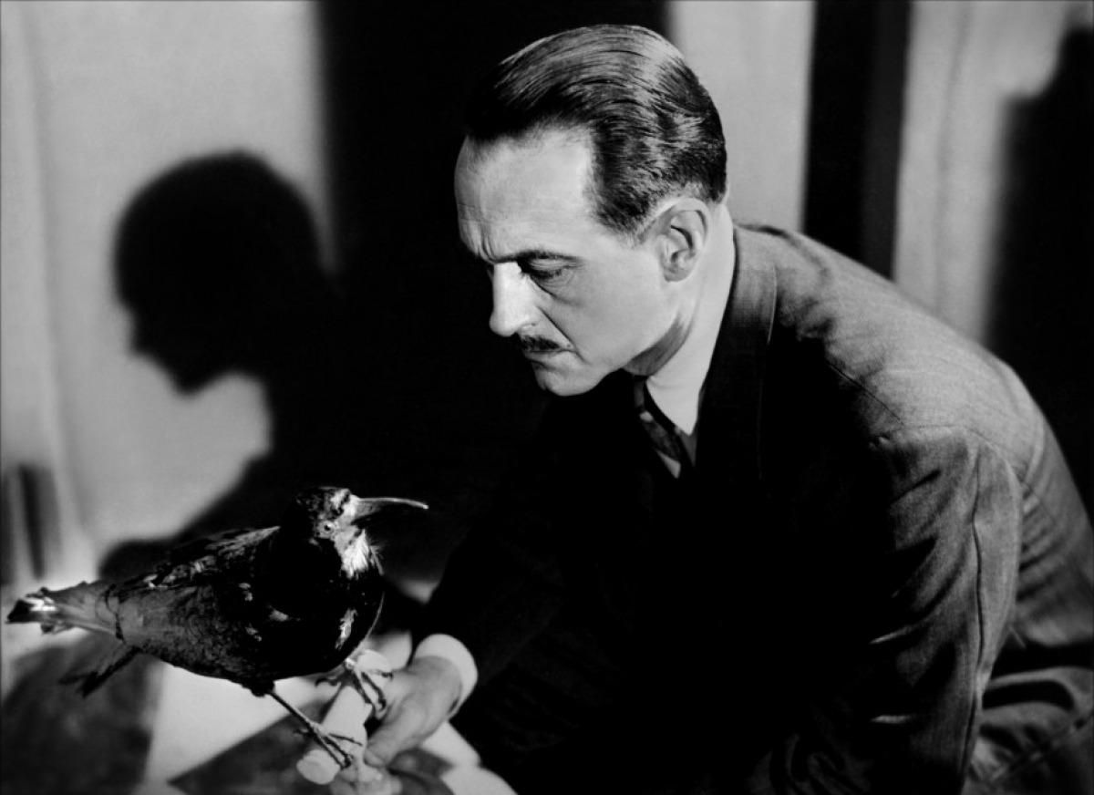 Фільм «Ворон» (1943): 1200x872