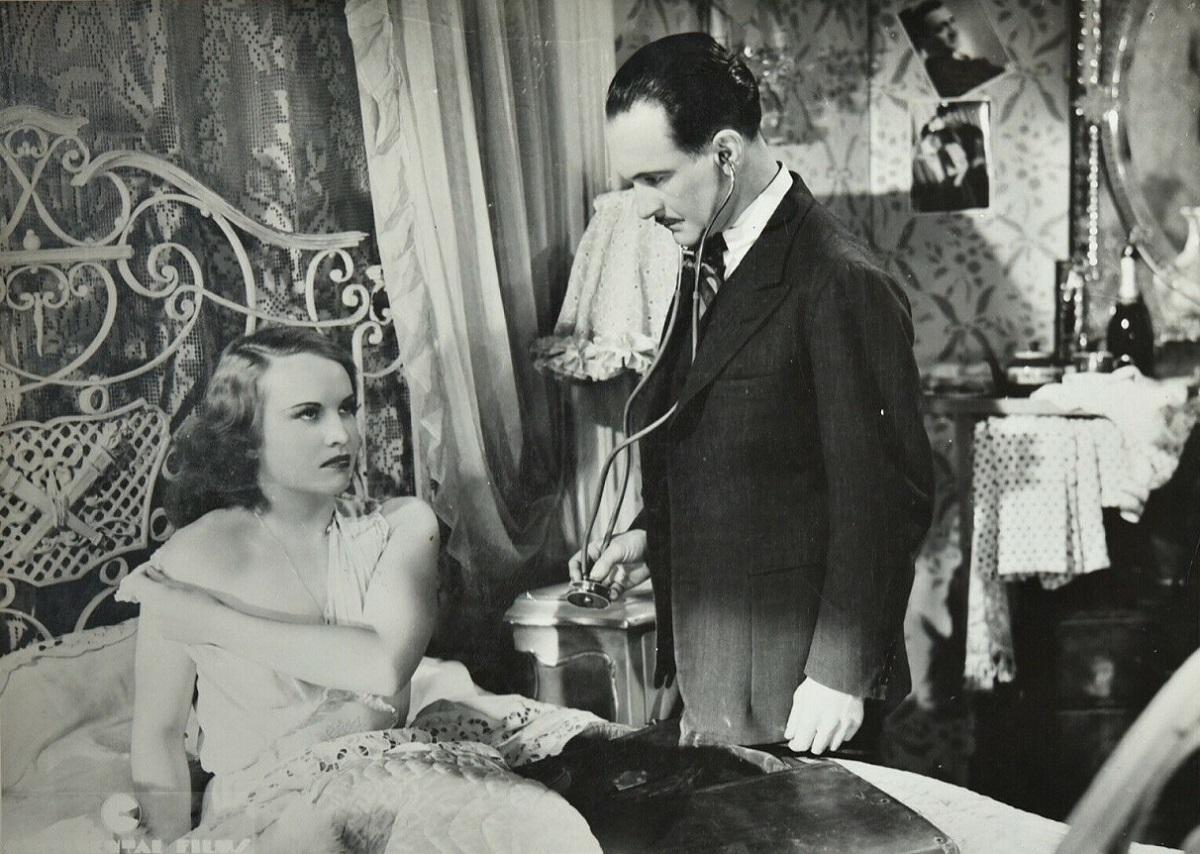 Фільм «Ворон» (1943): 1200x854
