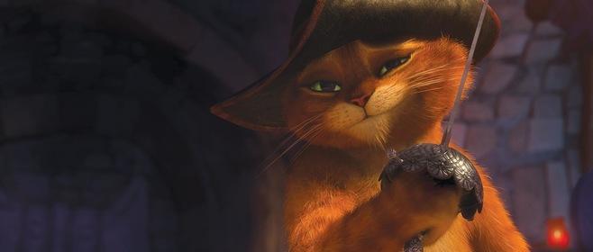 «Кот в сапогах» — кадры