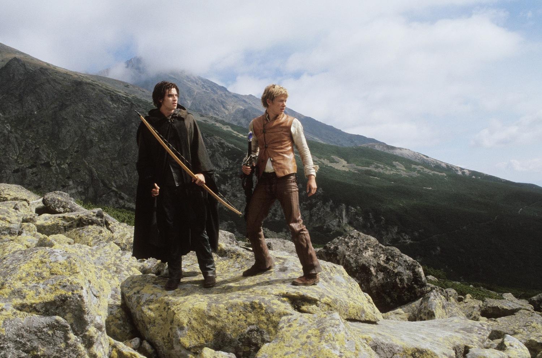 Фільм «Ерагон» (2006): Ґаррет Хедлунд, Едвард Спелірс 1500x991