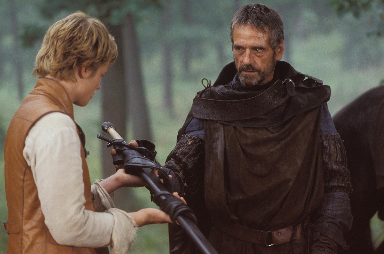 Фільм «Ерагон» (2006): Едвард Спелірс, Джеремі Айронс 1500x991