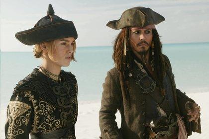 «Пірати Карибського Моря: На краю світу» — кадри