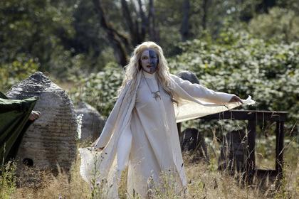 «Плетеный человек» — кадры