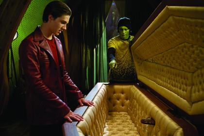 «Асистент вампіра» — кадри