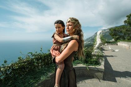 «Чудо-женщина» — кадры