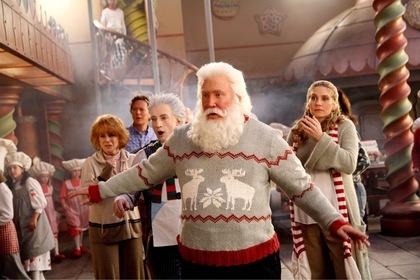 «Санта Клаус 3: Хазяїн Полюса» — кадри