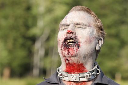 «Мій лагідний та ніжний зомбі» — кадри