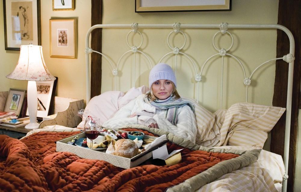 Фільм «Відпочинок за обміном» (2006): Кемерон Діаз 1000x637