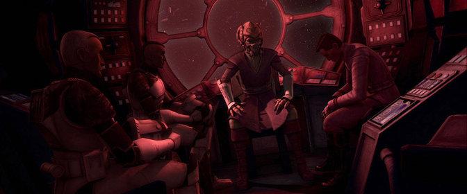 «Звездные войны: Войны клонов» — кадры