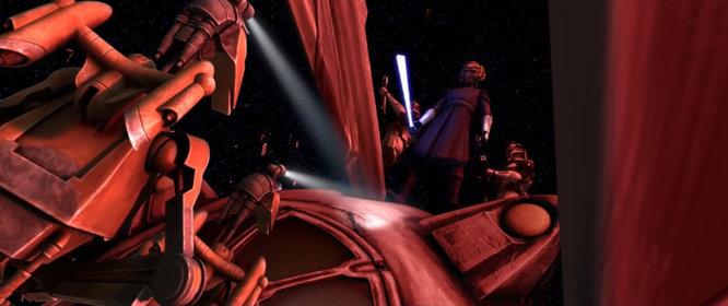 «Зоряні війни: Війна клонів» — кадри