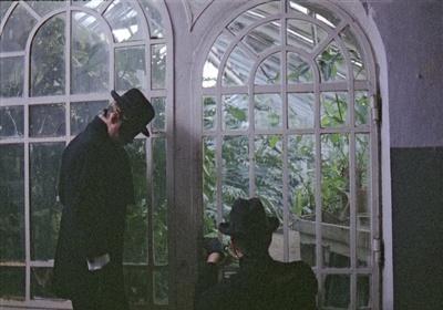 «Пригоди Шерлока Холмса і доктора Ватсона: Король шантажу» — кадри