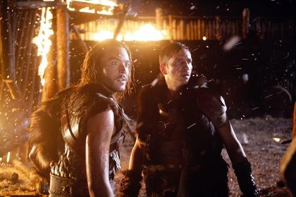 «Викинги против пришельцев» — кадры