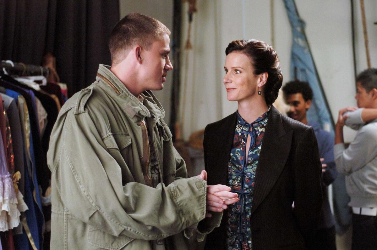 Фільм «Крок вперед» (2006): Ченнінґ Татум, Рейчел Ґріффітс 1200x794