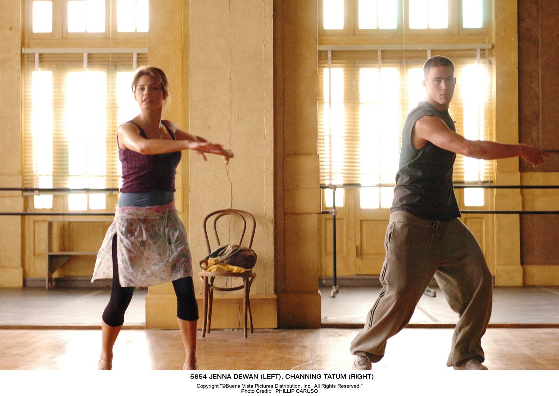 Фільм «Крок вперед» (2006): Дженна Деван, Ченнінґ Татум 1500x1065