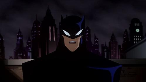 «Бэтмен против Дракулы» — кадры