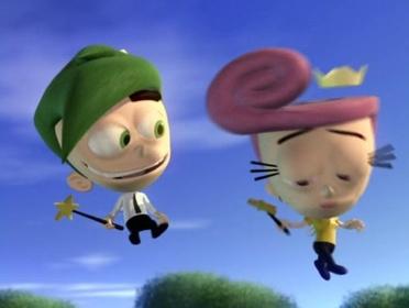 «Джимми и Тимми: Мощь времени 2» — кадры