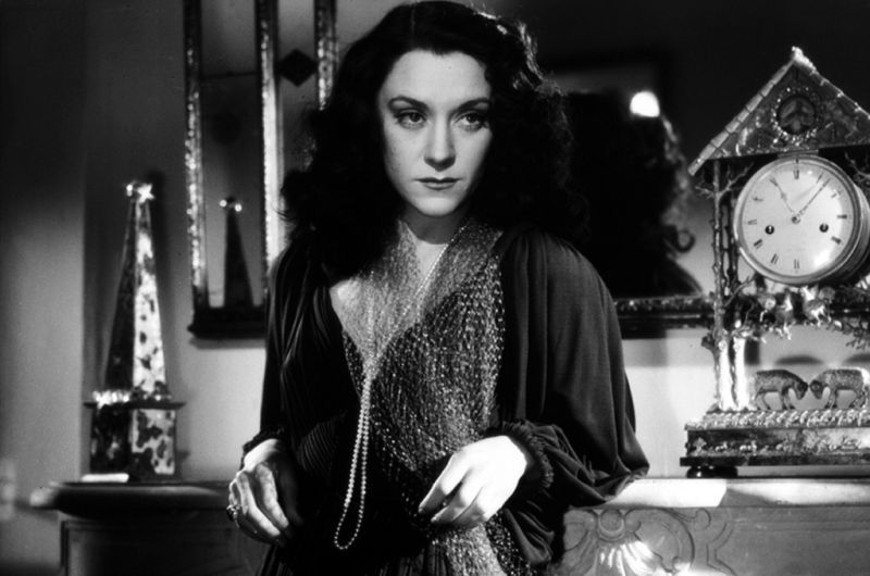Фільм «Дами Булонського лісу» (1945): 800x530