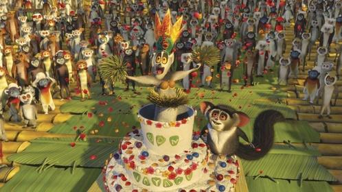 «Мадагаскар 2» — кадри