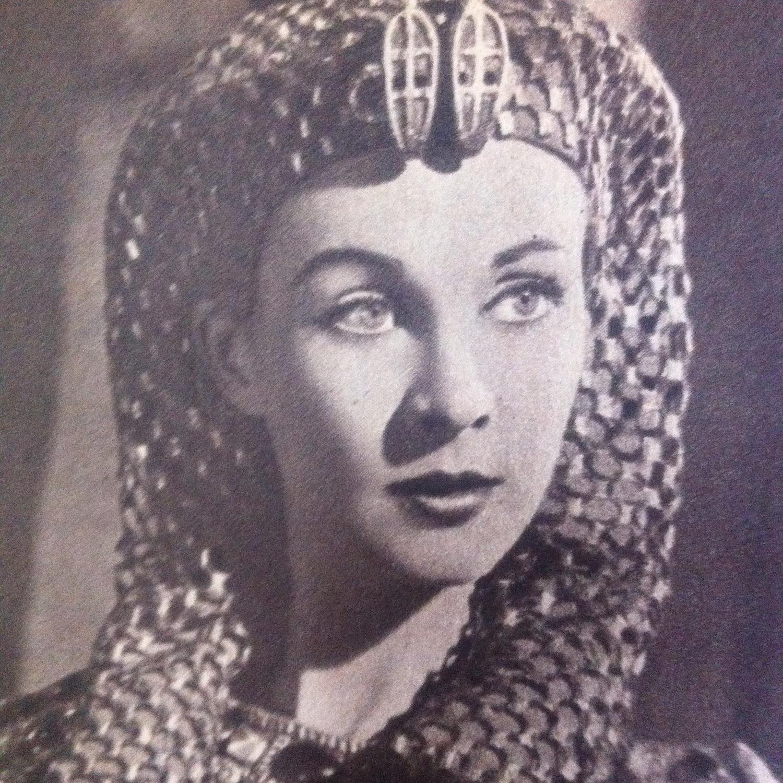 Фільм «Цезарь и Клеопатра» (1945): Вів'єн Лі 1500x1500