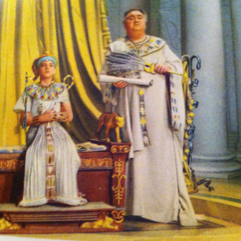 Фільм «Цезарь и Клеопатра» (1945): Френсіс Л. Салліван 1500x1500