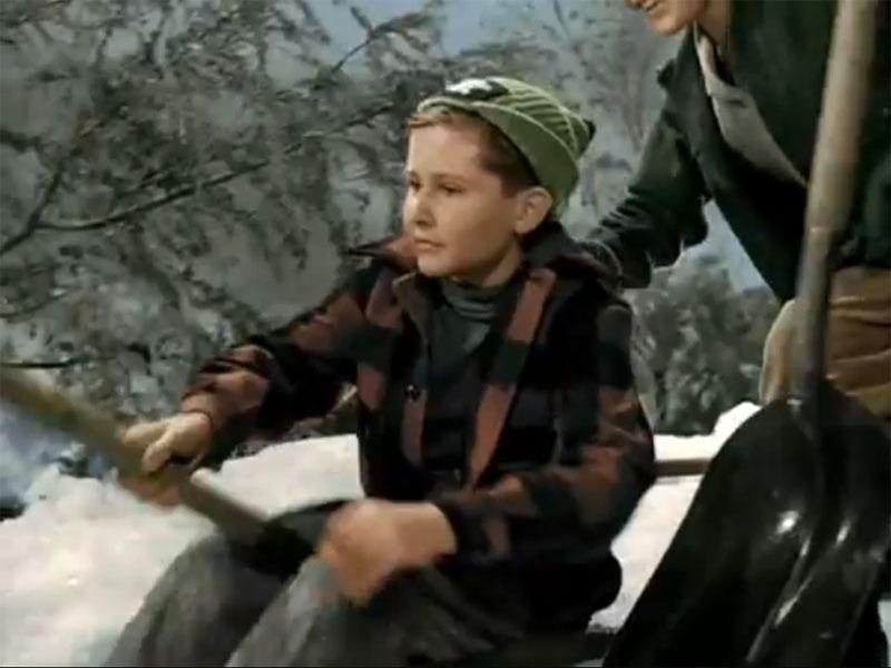 Фильм «Эта замечательная жизнь» (1946): Ронни Ральф 800x600