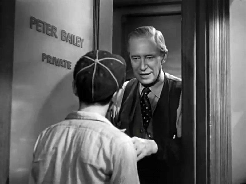 Фильм «Эта замечательная жизнь» (1946): Сэмьюэл С. Хайндс 800x600